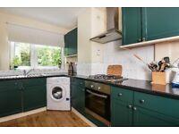 A large three bedroom split level flat to rent - Swanton Gardens SW19