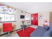 Bright and spacious studio flat in Marylebone!