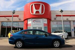 2014 Honda Civic Sedan DX- MANUAL TRANS+ CLOTH INTERIOR & MORE!