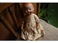 Antique Armand Marseille Bisque Doll----Good Condition