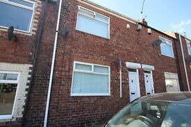 Two bedroom unfurnished mid terraced house for rent in Chester-Le -Street