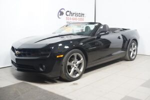 2013 CHEVROLET CAMARO CONVERTIBLE 2LT RS CUIR+MAG 20''