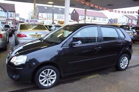 Volkswagen Polo 1.4 S 5dr HPI CLEAR, CHEAP INSURANCE