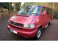 Volkswagen Caravelle T4 2.5TDI Automatic 2003 Long Wheel Base * Wheelchair Accessible*