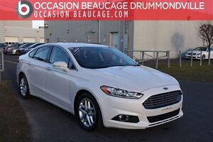 2013 Ford Fusion SE GPS/NAV-TOIT-CUIR ECOBOOST - DÉMARREUR!