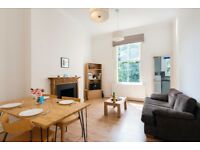 Spacious 2 bed flat, 5 min away from Earl's Court station, short let £130 per night