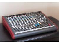 Allen & Heath ZED60-14FX Mixing Console for dj and karaoke