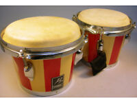 Performance Percussion Bongo Drums VGC (WH_1366)