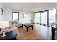 LUXURY 2 BED 2 BATH HALLMARK COURT E14 CANARY WHARF LIMEHOUSE BOW MILE END WESTFERRY LANGDON PARK