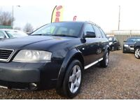Audi Allroad 2.5 TDI Quattro 5dr FINANCE AVAILABLE, YEAR MOT