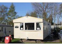 3 bedroom 8 berth pet freindly caravan for rent at Seton Sands