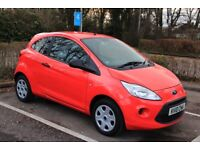 2010 Ford Ka 1.2 Studio 3dr LOW MILEAGE, EXCELLENT CONDITION