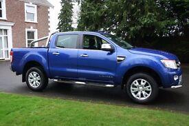 2014 Ford Ranger Limited 2.2