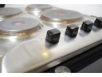 HotPoint E604X Hob - top cooker - hot plate
