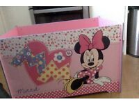 Mini mouse toy box