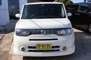 2012 Nissan Cube Automatic Wagon Five Dock Canada Bay Area Preview