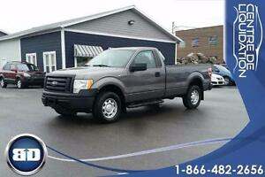 2010 Ford F-150 5.4L 4X4 A/C MARCHEPIED
