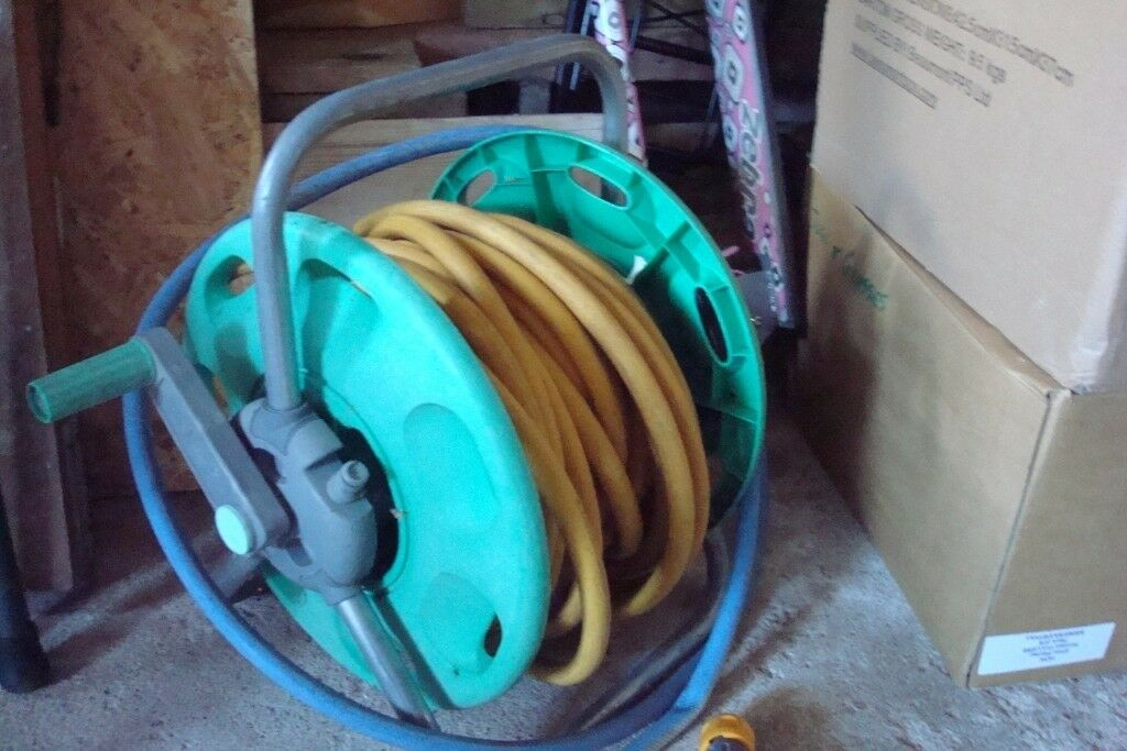 HOSE REEL AND HOSE | in Torquay, Devon | Gumtree