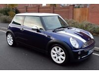 MINI COOPER RC 32 WITH INDIVIDUAL LARGE ALLOYS IN GREAT CONDITION, DRIVES WELL / MOT AUG 2018