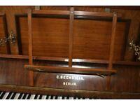 C.Bechstein piano