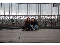 two girls looking for a double room for 3-6 weeks from 28th October