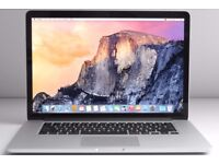 Refurbished Apple MACBOOK PRO RETINA 15-INCH CORE I7 2.3GHZ (LATE 2013)