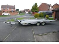 Ifor Williams CT177 Car Transporter Trailer 2013