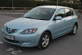 Mazda 3 TS, 2008, Just Serviced, Full Service History