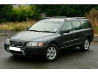 Volvo XC 70 4WD Cross Country 2006