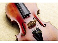 Violin, Guitar, Cello and Ukelele Teacher- First Lesson Free!