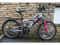 Girls Apollo Pure Bicycle