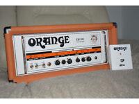 Orange Thunder 100 Guitar Amplifier Head