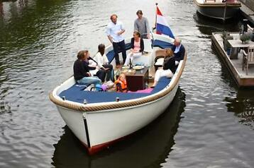 Rent a boat / boatrental in Amsterdam