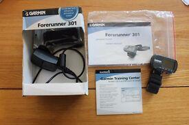 Garmin Forerunner 301 GPS watch