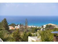 Cyprus, Paphos modern 3 bed villa with private pool