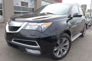 2013 Acura MDX Elite Pkg. Navigation. DVD