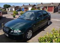 Rover 45 Impression S3 1.4 Petrol