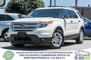 2012 Ford Explorer Navigation PanoSunroof Leather SYNC