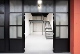 New Creative workspaces coming soon to Ealing Hanger Lane. Warehouse Offices Workshops