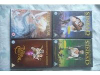 Family Fantasy DVD Collection(Sinbad,Clash of Titans,Dark Crystal)