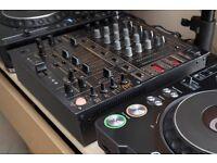 Pioneer DJM 600 4 Channel DJ Mixer