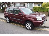 2004 Nissan X-Trail 2.0 SE Petrol 4x4 Still Runs/Drives *** NOISY CAMSHAFT *** for spares or parts