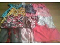 12-18 mths girls bundle x14 at £1