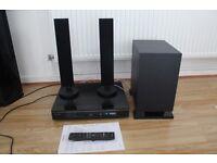 L@@K Pioneer BCS-FS500 2.1 BluRay Home Cinema System, 3xHDMI, USB, Ethernet, DivX