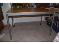 Big Ikea table / desk