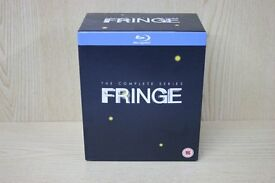 Complete Fringe Series 1-5 Bluray