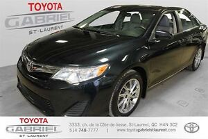 2012 Toyota Camry LE + MAGS + GPS + SIÈGE ÉLECTRIQ