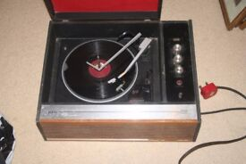 Fidelity HF37 solid state gramophone for repair