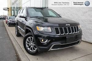2015 Jeep Grand Cherokee Limited * TOIT OUVRANT+UCONNECT*