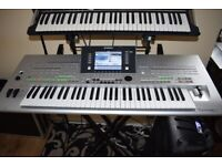 YAMAHA TYROS 3 COMPLETE WITH HARD FLY CASE